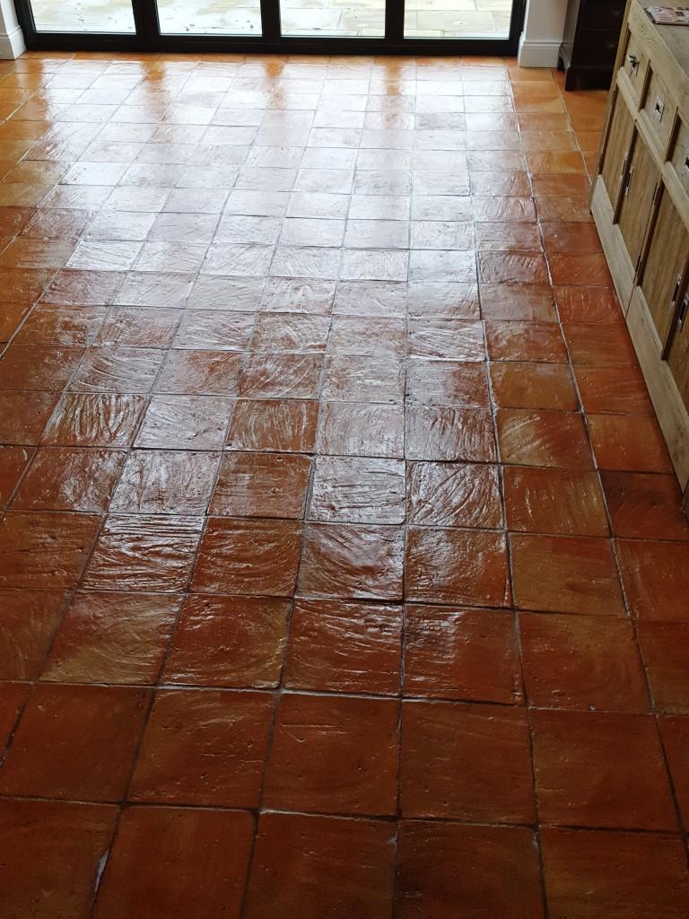 Spanish Tile Flooring Cleaning Gurus Floor