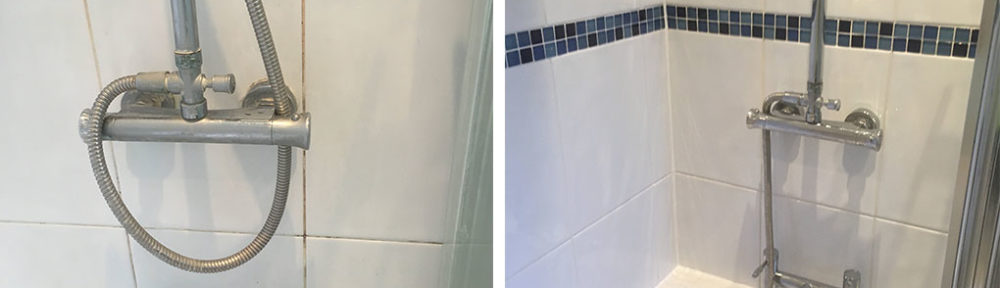 Bathroom Shower Tile & Grout Renovation in Handforth